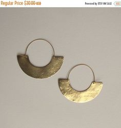 20% Off BLACK FRIDAY Hoop earrings - African earrings- african jewelry- ethnic earrings- tribal earring- tribal earrings- minimalist earring