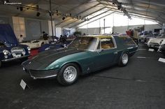 1965 Ferrari 330 GT Shooting Brake at the Bonhams & Butterfields Sale of Exceptional Motorcars and Automobilia