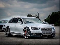 Audi Allroad, Audi Rs6, Audi A3 Sportback, Audi Wagon, Car Painting, Station Wagon, Vw Passat, Cars And Motorcycles, Cool Cars