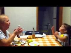 Sicilian discussion with bisnonna ~ Adorable 2-Year-Old Girl Shows She's Already Mastered Italian Hand Speaking In Arguments (Video) |