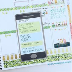 Tomorrow's shopping list for this weekend's event  Stamps shown are by @studio_l2e #stickynotes #lists