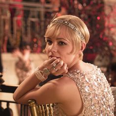 A Behind-the-Scenes Look at Creating Gatsby Hair
