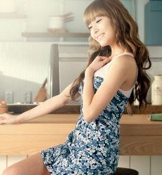 SNSD Jessica for Vita500