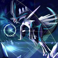 Dialga , Pokemon , Sinnoh ,