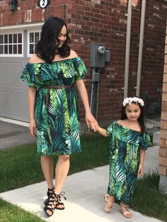 Mommy and mini. Mother daughter outfit. Mommy and me.