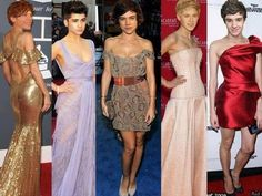 One Direction Looks Fabulouis In Dresses. Sadly, some look like they could be true*
