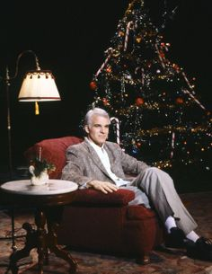 steve martin on saturday day night live during the a holiday wish skit - Steve Martin Christmas Movie