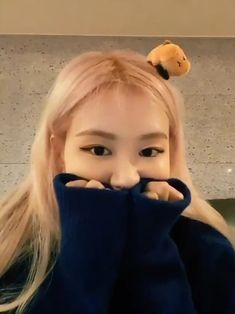 Kpop Girl Groups, Korean Girl Groups, Kpop Girls, Rose Video, Blackpink Video, Foto Rose, Blackpink Debut, Rose And Rosie, Blackpink Members