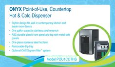 Dishwasher Countertop Moisture Barrier : eco-friendly water pitcher system--ditch the disposable water filters ...