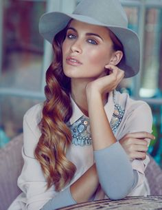 Elegant Mag editorial with Miss Universe Spain - Desire Cordero, photography by Joanna Kustra, styling by Ewa Michalik
