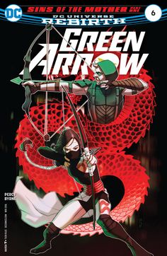 Green Arrow 6 - W. Scott Forbes