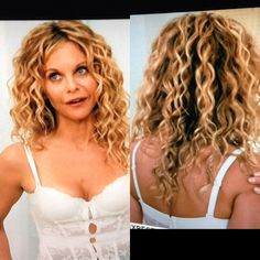 Meg Ryan hair in movie the women | Love Meg Ryan's hair in the movie: The Women