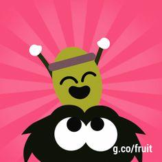 2016 Google Doodle Fruit Games - Day 3