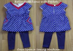 Rollerskate dress with pockets