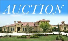 Auction - Magnificent Tuscan Villa in Dallas-Fort Worth Area. 5800 Shorefront Lane - Flower Mound, TX Home For Sale