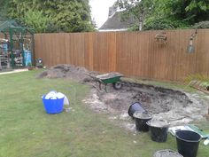 Small garden pond Koi Pond Design and constructed by Pond Stars