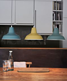 Penelope Ceiling Light - Having this setup (only two though) on Dining Room. Fo' sho!