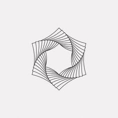 #JL17-972  A new geometric design every day