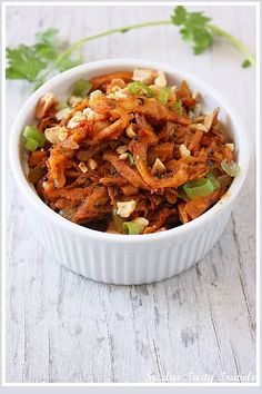 Spicy Tortilla stir fry loaded with vegetables #food #spicy