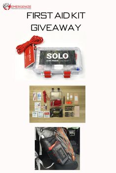 Win An Amazing First Aid Kit!