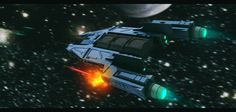 Star Wars Mandalorian Ship by AdamKop.deviantart.com
