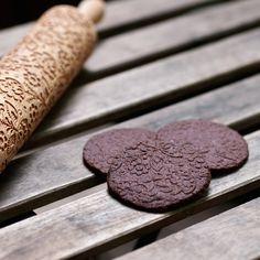Laskominy od Maryny: Čokoládovo-kokosové sušenky Crinkles, Crackers, Biscuits, Sweet Tooth, Gluten Free, Cupcakes, Cookies, Baking, Desserts