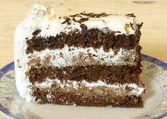 Zoja torta Torte Recepti, Kolaci I Torte, Sweet Recipes, Cake Recipes, Dessert Recipes, Desserts, Jednostavne Torte, Mouth Watering Food, Cake & Co