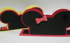 Mickey e Minnie | Lelembrancinhas | 37939C - Elo7