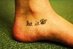 Bumble Bee Tattoos Pin Bumble Bee Tattoo Fairy Hanging Statue Figurine J Toe Tattoos, Mini Tattoos, Dream Tattoos, Body Art Tattoos, Small Tattoos, Tatoos, Bumble Bee Tattoo, Honey Bee Tattoo, Bee Tattoo Meaning