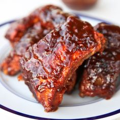 Pressure Cooker BBQ Ribs - Our Best Bites