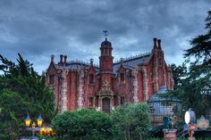 On April Tokyo Disneyland—Disney's first international theme park—opened Disney Resorts, Disney Parks, Disney Events, Tokyo Disney Resort, Tokyo Disneyland, Haunted Mansion, Disney Dream, Victorian Gothic, Disney Animation