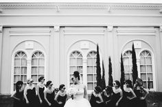 P + R wedding