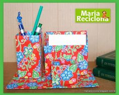 Reutilize embalagens diversas de papelão ou plástico de produtos vários como cosméticos, doces, papel toalha, suco, sabão em pó, chá, e...