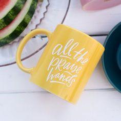Coffee Mug - All The