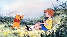 """""""You are braver than you believe, stronger than you seem, and smarter than you think,"""" said Christopher Robin to Pooh."""