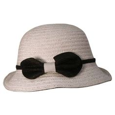166a27a8 Tan Woven Sun Hat With Matching Bow at Amazon Women's Clothing store: