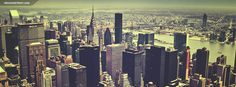 New York City Fb Covers, Cover Pages, City Life, Decir No, New York City, The Good Place, New York Skyline, Photography, Amazing Places