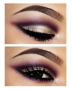 How to make Smokey Eye Tutorial