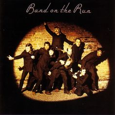 Paul McCartney & Wings Band On The Run