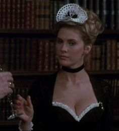 Colleen camp cleavage clue