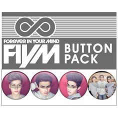 4-Button Pack
