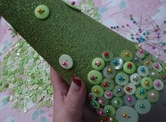 button tree tutorial by Bee in my Bonnet