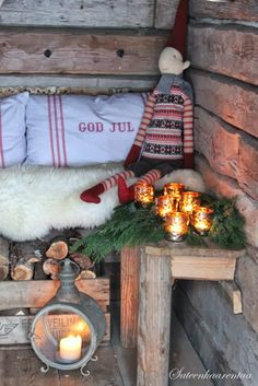 SWEDISH CHRISTMAS ... is the best kind of Christmas. I miss the xmas markets, paper stars in every window, Tomte, and glugg!