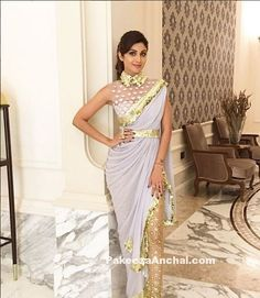 Nothing can beat a woman's beauty in a saree with matching blouse. Here are 50 latest and beautiful saree blouse designs that are suitable for every woman. Latest Saree Blouse, Latest Sarees, Saree Blouse Designs, Saree Draping Styles, Saree Styles, Blouse Styles, Indian Dresses, Indian Outfits, Pakistani Dresses