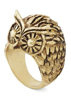 Commanding Attention Ring, #ModCloth
