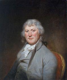 'Portrait of James W. de Peyster' by Charles Willson Peale, San Antonio Museum of Art.jpg