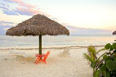 an orange chair on a Grand Bahamian beach via www.flickr.com/photos/outdoor-photography/ Orange Beach, Beach Chairs, Outdoor Photography, Naples, Life Is Beautiful, Places To Travel, Patio, Island, Photo And Video