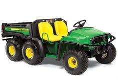 John Deere TH 6x4 Gas T Series Traditional Utility Vehicles