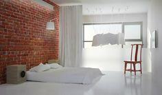 minimalistyczna sypialnia - Szukaj w Google