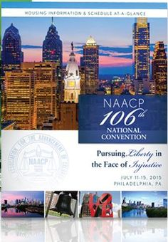 The @NAACP 106th Annual Convention starts today in #Philly @PAConvention